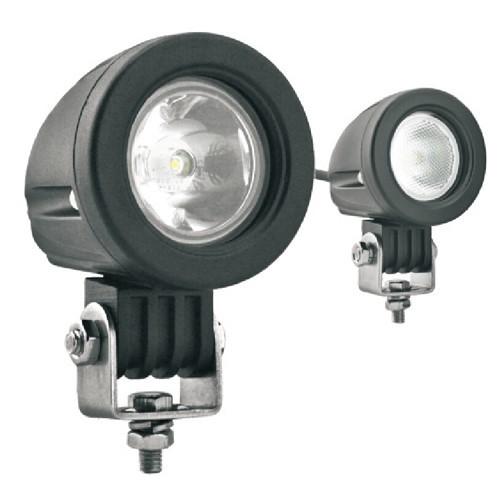 2 quot 10w round led work light 720 lumens