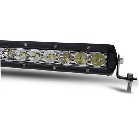 25 Quot 120w Led Light Bar Slim 9000 Lumens