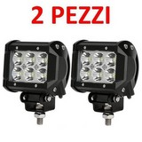 Barra LED CREE Off-Road 18W 1