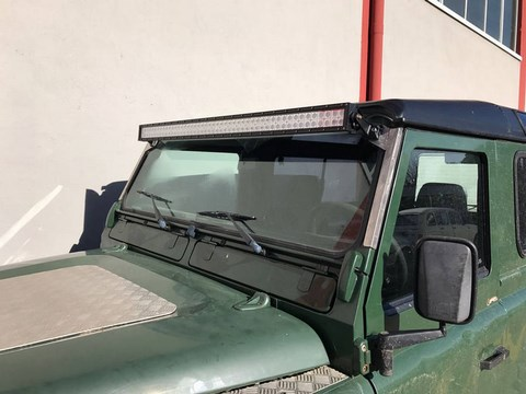 Land Rover Defender - Barra LED Dritta 288W 1
