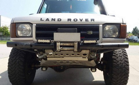 Land Rover Discovery - Barre Slim 30W
